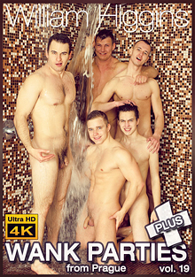Wank Parties Plus From Prague 19 cover