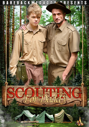 Scouting for Daddy Cover Front