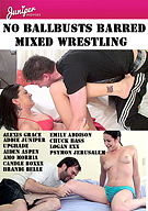 No Ballbusts Barred Mixed Wrestling