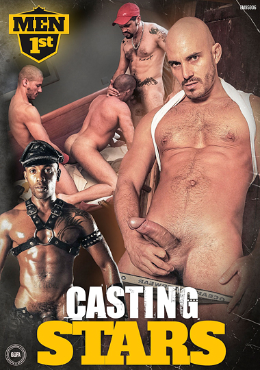 Casting stars Cover Front