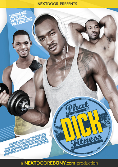 Phat Dick Fitness Cover Front