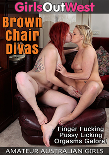 Brown Chair Divas cover