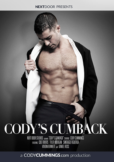 Codys Cumback Cover Front