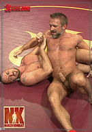 Naked Kombat: 1st Match Of Summer Smackdown Tournament - Dirk Caber Vs Jessie Colter
