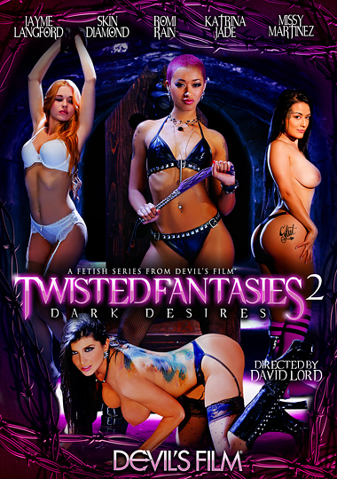 Twisted Fantasies 2: Dark Desires cover