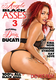 Angelic Black Asses 3 cover