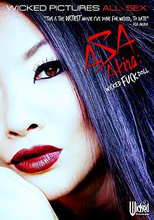 Asa Akira: Wicked Fuck Doll cover