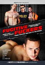fugitive fuckers, next door studios, gay, porn, lucas knight, justin star, prison sex