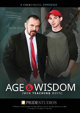 age and wisdom, men teaching boys, pride studios, gay, porn, daddy, twink, max sargent, toby springs, college, professor, teacher, student