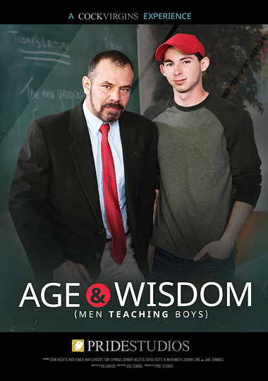 Age and Wisdom Men Teaching Boys Cover Front