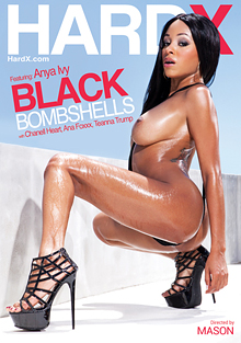 Black Bombshells cover