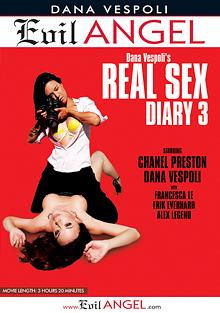 Dana Vespoli's Real Sex Diary 3 cover