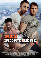 men of montreal, men of montreal 9, gabriel lenfant, gabriel clark, gay, montreal, porn, sex, safe sex
