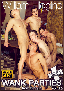 Wank Parties Plus From Prague 20 cover