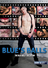blue's balls, blue bailey collection, gay, porn, dolf dietrich, dark alley media