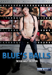 Blue's Balls: The Blue Bailey Collection cover