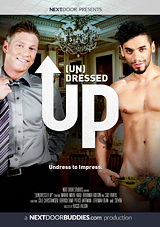 undressed up, nextdoor, next door, gay, porn, derrick dime, str8 bait, brenner bolton