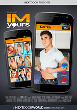 im yours, next door studios, gay, porn, derrick dime