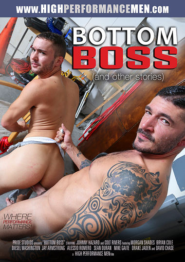Bottom Boss Cover Front