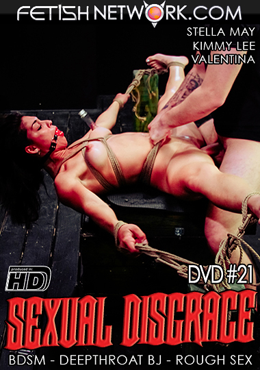 Sexual Disgrace 21 cover