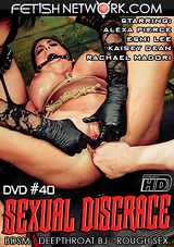 Watch Sexual Disgrace 40 in our Video on Demand Theater