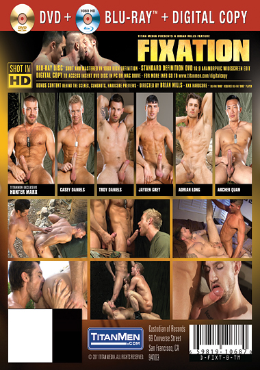 Fixation Cover Back