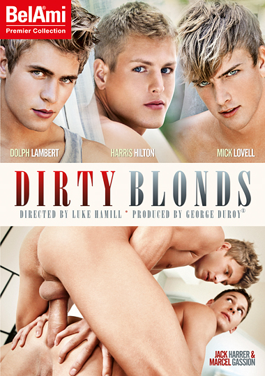 Dirty Blonds Cover Front