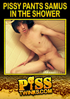 Pissy Pants Samus In The Shower