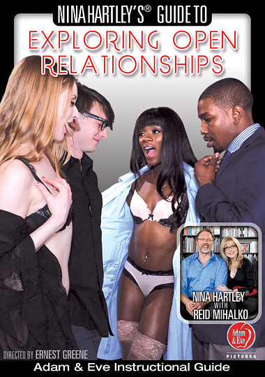 nina hartley's guide to exploring open relationships, poly, polyamory, swinging, swingers, ana foxxx, ela darling, daisy ducati, mona wales, nina hartley, instructional porn, how-to porn, porn for couples