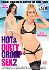 Hot And Dirty Group Sex 2