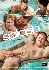 splash, brandon wilder, cameron foster, twink, porn, gay, chi chi larue, rascal video, shower sex