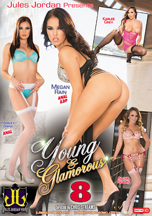 Young And Glamorous 8 cover