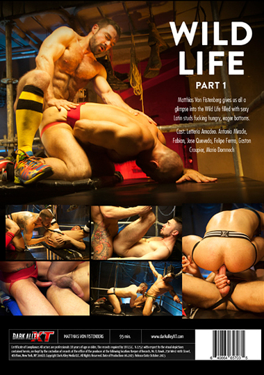 Wild Life 1 Cover Back