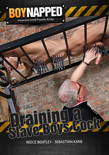 Boynapped 474: Draining A Slave Boys Cock cover