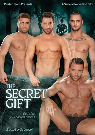 The Secret Gift Cover Front