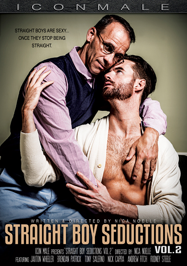 Straight Boy Seductions 2 Cover Front