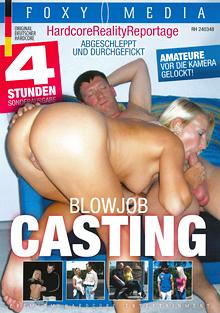 Blowjob Casting - Abgeschleppt Und Durchgefickt cover