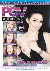 aria alexander, amateur allure, amateur pov auditions 16, jules jordan video, pov, gonzo, fresh faces, amateur, porn