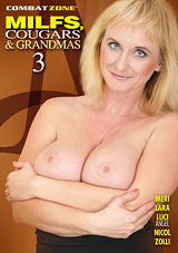 MILFs, Cougars And Grandmas 3