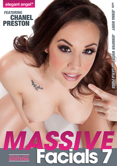 Massive Facials 7: Swallow Edition cover