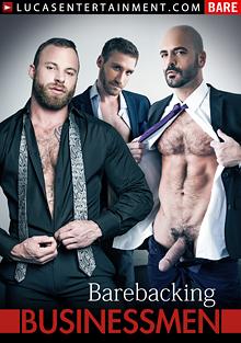 Gentlemen 13: Barebacking Businessmen cover