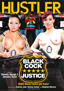 Black Cock Justice cover