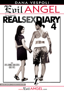Dana Vespoli's Real Sex Diary 4 cover