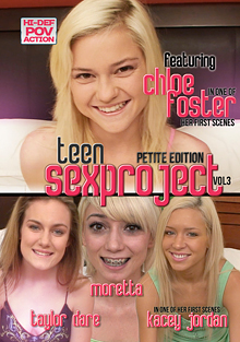 Teen Sex Project 3 cover
