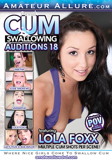 Cum Swallowing Auditions 18 cover