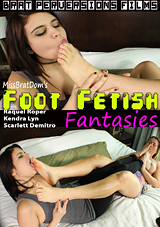 Miss Brat Dom's Foot Fetish Fantasies
