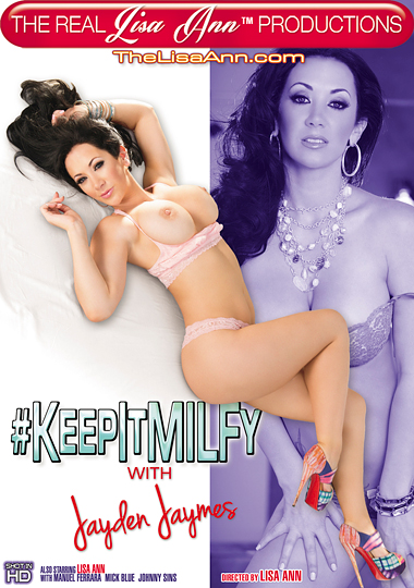 Keep It Milfy cover