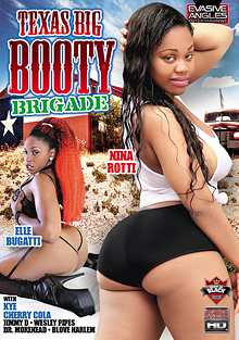 Texas Big Booty Brigade cover