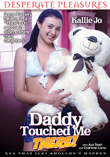 Daddy Touched Me There cover