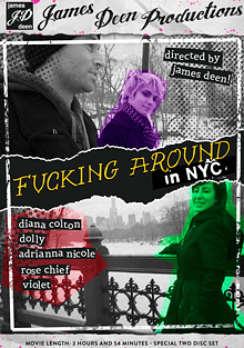 Fucking Around In NYC cover